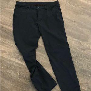 Lululemon ABC pants black